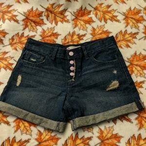 Girl's Levi's Jean Shorts